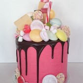 Sweets patisserie cake