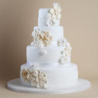 Traditional wedding cakes - blog image