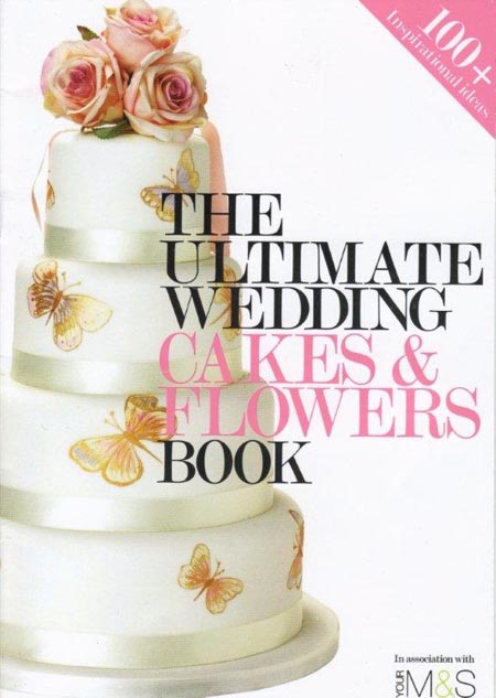 wedding cakes books the ultimate wedding cakes amp flowers book cakes by robin 23923