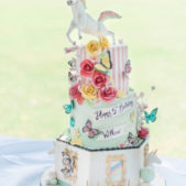 Unicorn Themed Cake 1