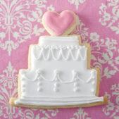 Wedding cake favour £4.50 each