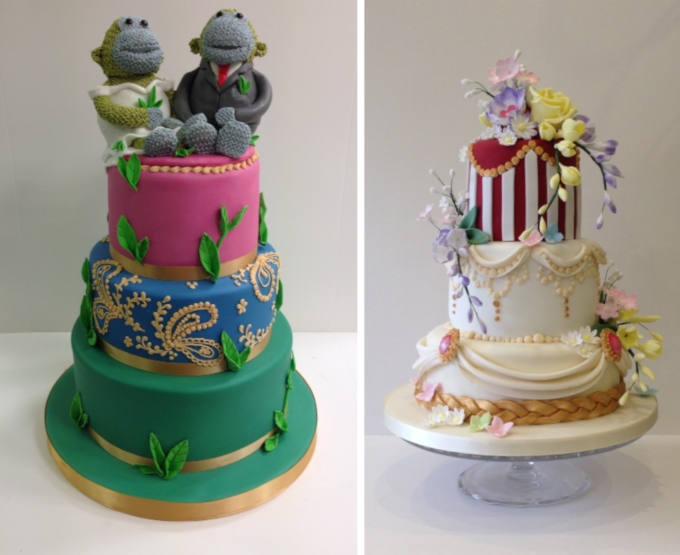 Wedding cake toppers - blog image