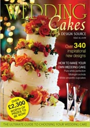 Squires Wedding Cakes Issue 33 Cakes by Robin