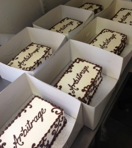 Cakes for promo
