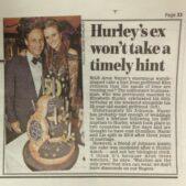 Arun Nayar's Hublot watch 50th birthday cake