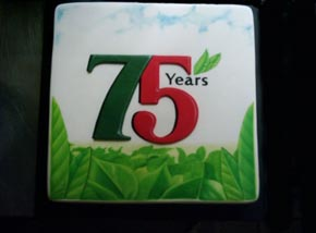 PG Tips corporate cake