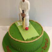cricketer-birthday-cake