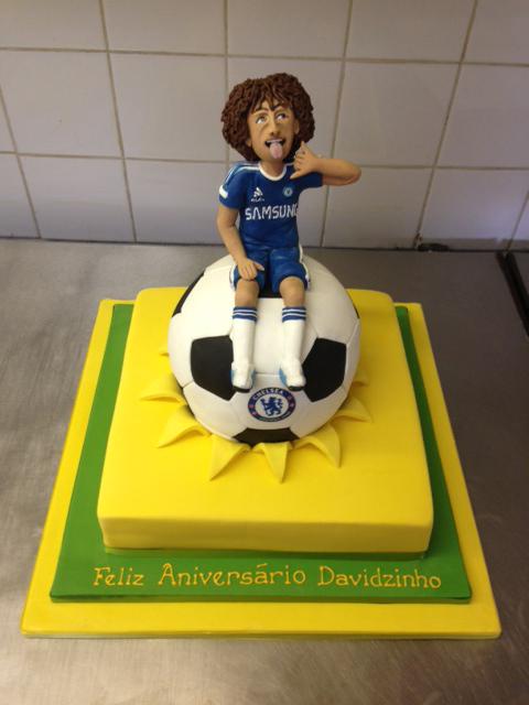 Happy Birthday David Luiz David Luiz Birthday Cake