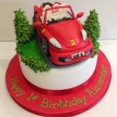 ferrari-birthday-cake