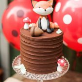 fox-birthday-cake