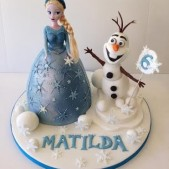 frozen birthday cake (1)