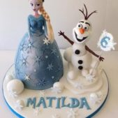 frozen birthday cake (1)