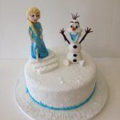 frozen birthday cake (4)