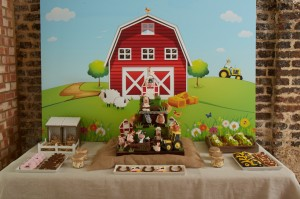 Fun at the Farm Party Inspiration