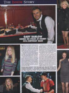 Hello! magazine January 2011 Cakes by Robin