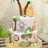 jungle-birthday-cake