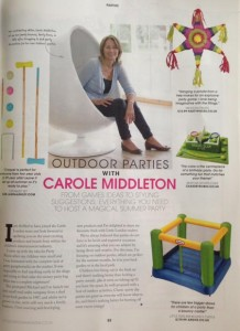 Cakes by Robin in Little London magazine