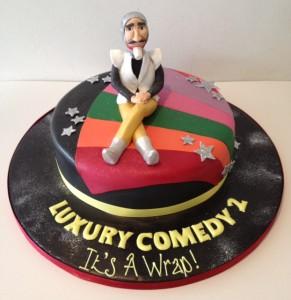 Luxury Comedy corporate cake