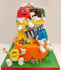 M&M Cake Corporate