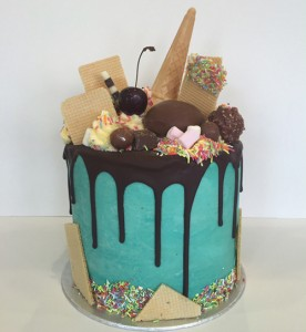 cakes without fondant
