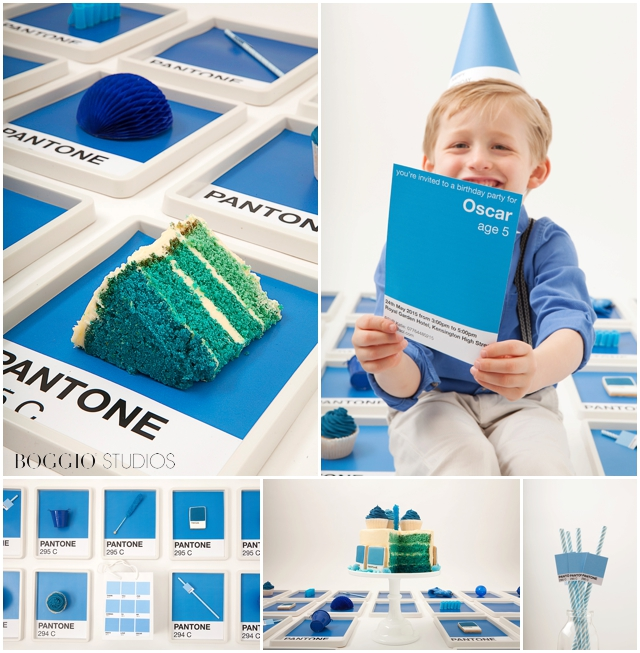 Pantone party inspiration