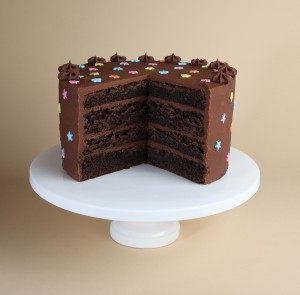 Chocolate Patisserie cake