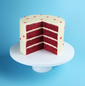 Red velvet Patisserie cake
