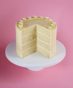Lemon Patisserie cake