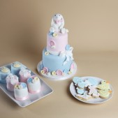 rabbit-christening-cake-cookies