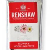 renshaw flower model paste
