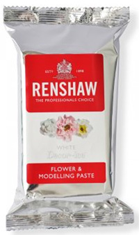 renshaw flower model paste