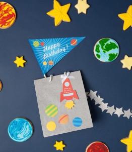 Space party theme ideas