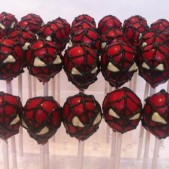 spiderman-cake-pops