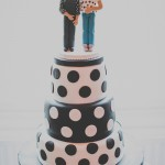 wedding sugar models cake