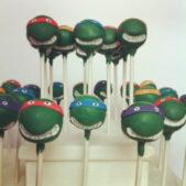 teenage-mutant-ninja-turtles-cake-pops