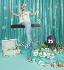 Under the sea party theme ideas