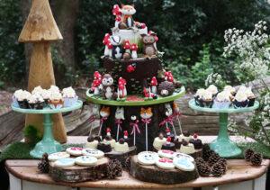woodland theme party