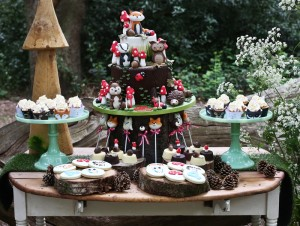 woodland theme party inspiration